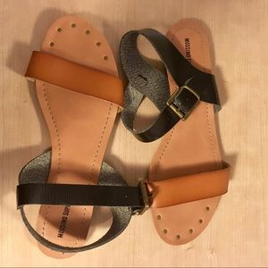 Mossimo Supply Co Flat Sandals